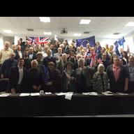 2016-01 East Midlands EU Referendum Rally, Group Photo