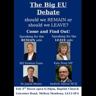 2016-02 EU Referendum Debate, Melton