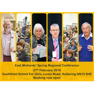 EastMidsLibDems Conference 2016 Spring - Booking Now Open