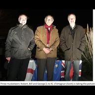 2016-02 Melton Mowbray EU Debate Stall 1