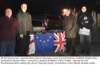 2016-02 Melton Mowbray EU Debate Stall 2