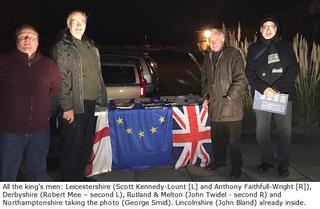2016-02 Melton Mowbray EU Debate Stall 2