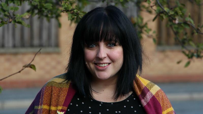 Rebecca Thomas - Derbyshire