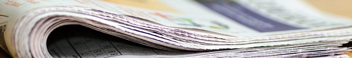 Generic Banner - Newspaper
