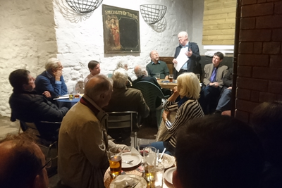 Image for Article - Opinion - Review of Mid-Derbyshire Pie and Passion Social Event with Michael Meadowcroft