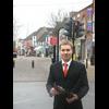 Hinckley and Bosworth Liberal Democrat parliamentary campaigner Michael Mullaney