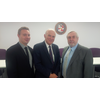 Michael Mullaney, VinceCable and Phil Knowles