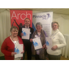 Michael Mullaney and Hinckley and Bosworth Tenants at the Housing Manifesto launch at the House of Commons