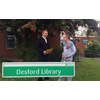 Michael Mullaney at Desford Library